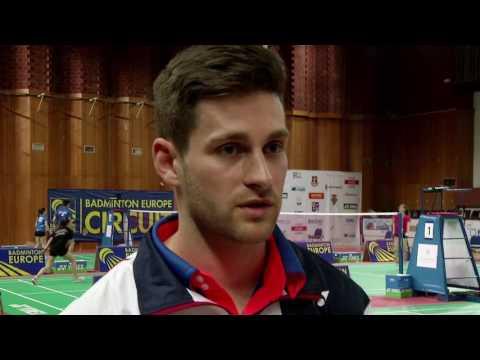 Badminton Unlimited | Luke Ban – U17 Men's Singles and Doubles (Croatia)