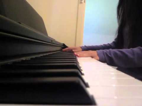 All My Life  KCi & JoJo Intro ONLY on Piano
