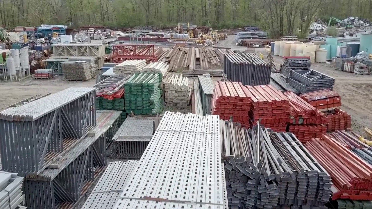 Moses B Glick   Surplus Metals & Liquidation   Surplus