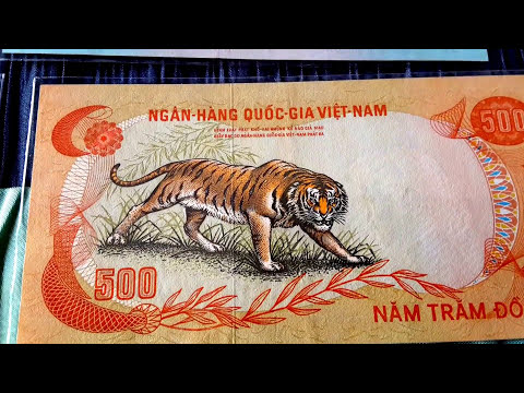 Banknotes of South Vietnam