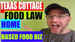 Cottage Food Business Texas Home based Food Business Texas