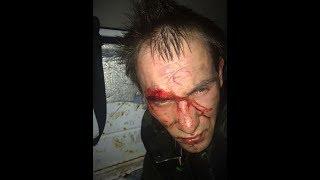 Видео допроса водителя БМВ, протаранившего машину ГИБДД в Казани