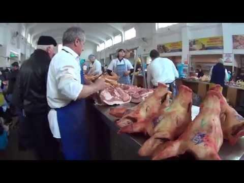 Central Market - Chisinau, Piața Centrală din Chișinău, Центральный Рынок - Кишинёв