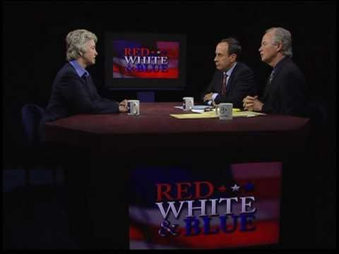 """State of the City of Houston with Mayor Annise Parker"" on RED, WHITE AND BLUE"