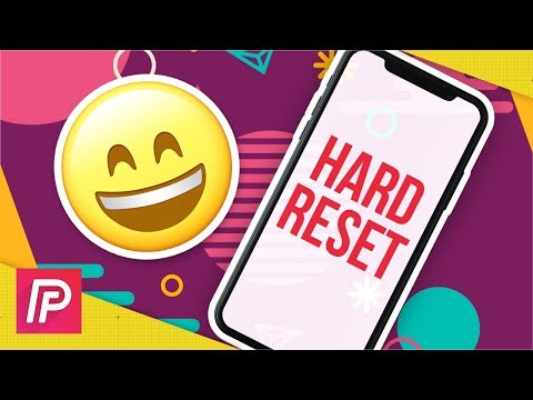 How To Hard Reset An IPhone X