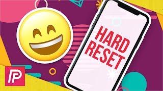 Як важко скинути айфон Х