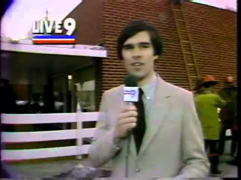 Ken Schreiner Live Shot on KUSA-TV in Denver