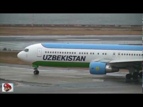 Самолёт  Ташкент  -  Москва