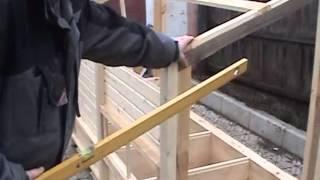 як зробити з модулів будиночок