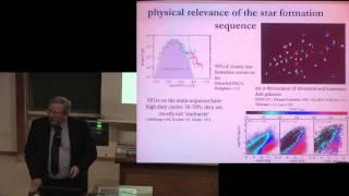 Reinhard Genzel - The formation and evolution of massive star forming disks