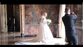 Wedding madness BTS - Sara Hoxha & Ledion Lico - Dasma e Sares