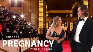 get ready with me... pregnant red carpet edition | shawn johnson + andrew east