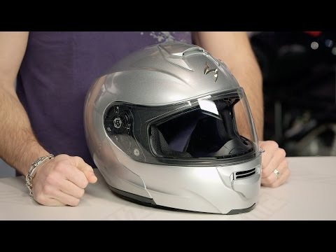 Thumbnail for Scorpion EXO-GT3000 Helmet Review
