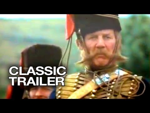 The Charge of the Light Brigade Official Trailer #1 - Trevor Howard Movie (1968) HD
