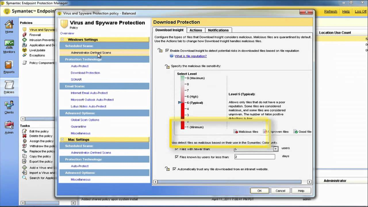 free antivirus symantec endpoint protection download