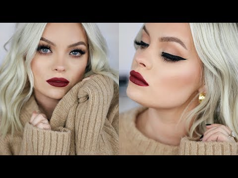 HOW TO: EASY FALL GLAM MAKEUP TUTORIAL thumbnail