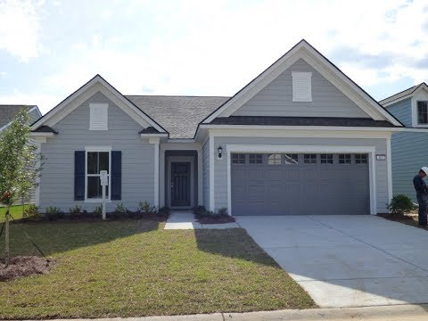 New Pulte Summerwood Model Home in Sun City Hilton Head