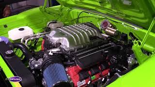 Dodge Mopar Hellcat Crate Engine at SEMA 2017 — Cars.com