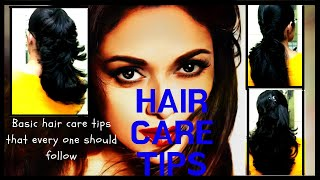 Top 25 Hair Care Tips That Everyone Must Follow // life is beautiful with bliss