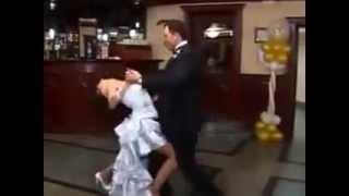 Современный свадебный танец!