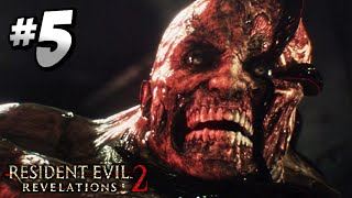 Resident Evil Revelations 2 · Episode 3: Judgment Walkthrough Part 1 (100% Collectibles)