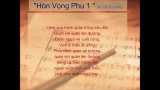 """""""Hon Vong Phu"""" song cover by Duc Nguyen"""