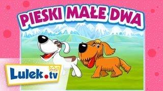 Pieski małe dwa 🐶🐶 Piosenki dla dzieci I Lulek.tv