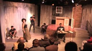 Thoughts of A Colored Man on a day when the sun set too early by Keenan Scott & Dir. by Max Thomas