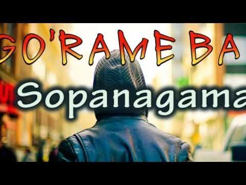 GO RAME BAND - Sopanagaman ( Lirik )