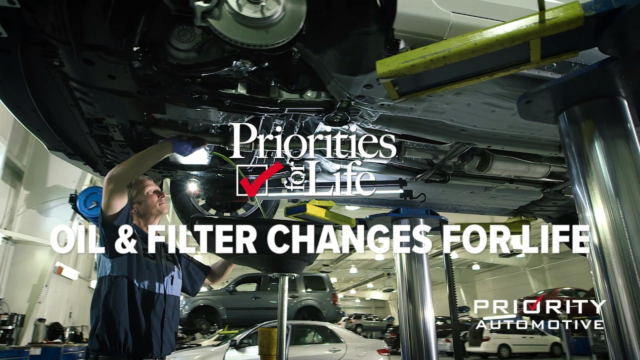 Priority Honda Chesapeake   Oil And Filter Changes For Life