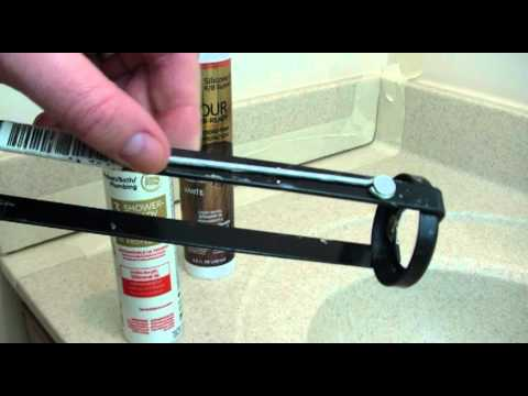 How to do Bathroom Caulking - ProMaster Home Repair