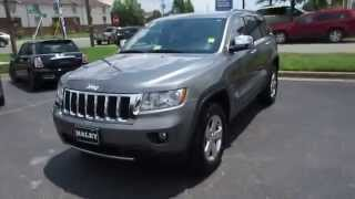 2012 Jeep Grand Cherokee Limited Walkaround, Start up, Tour and Overview