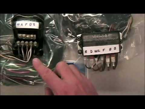 Ford 2000 Tractor Wiring Schematic Generator How To Polarize At The Regulator Youtube
