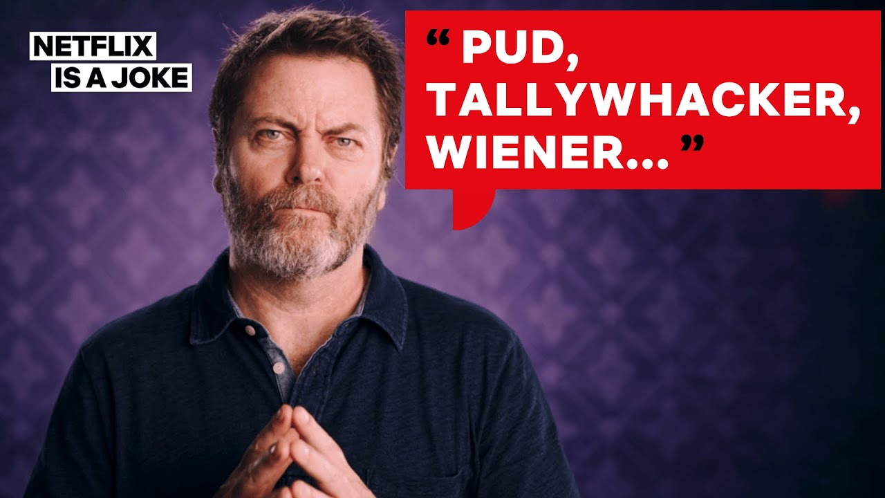 Comedians List Every Slang Term For Dick & Pussy | History Of Swear Words