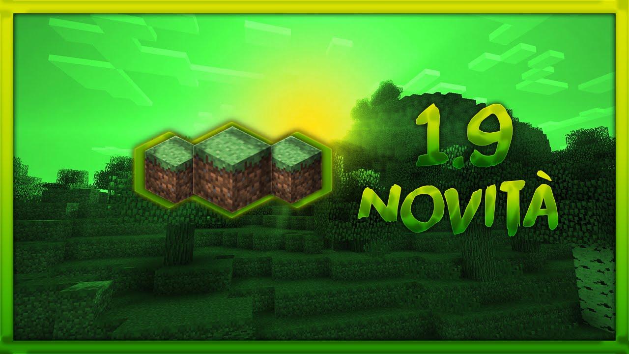 LE NOVITÀ DELLA 1.9.2!!! MINECRAFT SURVIVAL ITA #43
