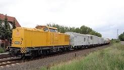 Dieselgesänge zwischen Bernburg und Köthen im Mai 2020