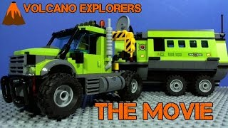 LEGO Volcano Explorers THE MOVIE