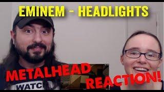 Headlights - Eminem (REACTION! by metalheads)
