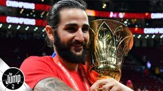 Ricky Rubio won FIBA World Cup MVP -- is he the Suns' savior at PG? | The Jump