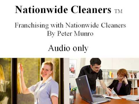 Peter Munro Nationwide Cleaners