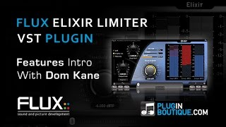 Flux Elixir Multichannel Limiter Plugin - Features Overview