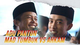 MAT TUMBUK ADU PANTUN SAMA HAFIDZ AHKAM    SYUBBANUL MUSLIMIN    HM MEDIA