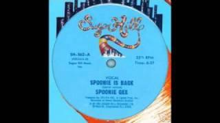 """SPOONIE GEE """"Spoonie Is Back"""" (1981)"""