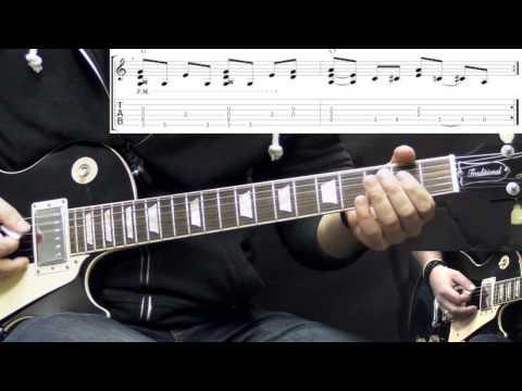 Bad Company - Good Lovin' Gone Bad - Rock Guitar Lesson (w/Solo&Tabs)