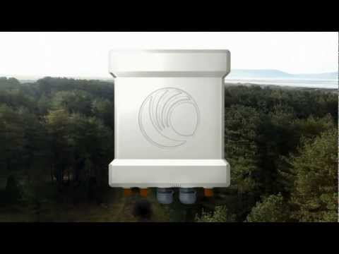 Wireless Broadband Multipoint Access Network - Canopy PMP 450