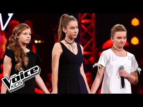 """Jabłońska, Święczkowska i Piątkowska – """"I Was Here"""" – Bitwy – The Voice Kids Poland"""