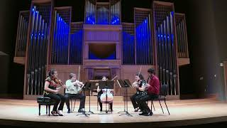 Johannes Brahms - Quintet, Op. 115 for Clarinet and Strings,  Movement 4