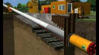 Micro-tunnelling Pipelay Technology