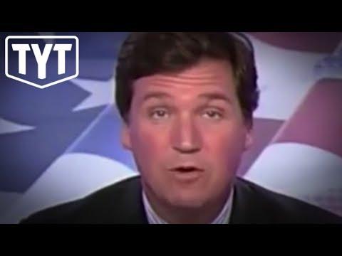 Tucker Carlson Apologizing To Samantha Bee?