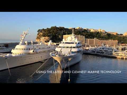 Monaco et le Port de Vintimille